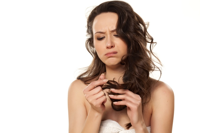 stress and hair loss